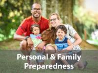 Personal & Family Preparedness