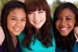Diverse-teen-girls