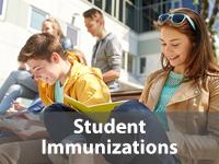 Student Immunizations