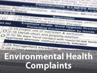 Environmental Health Complaints